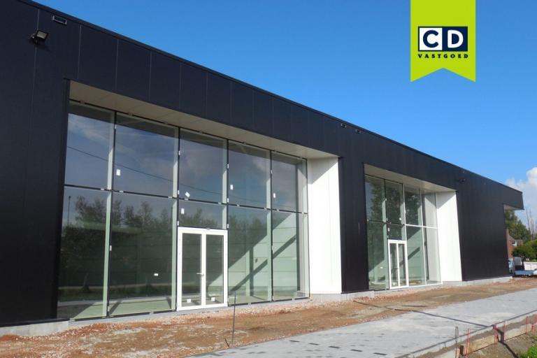 Verhuur nieuwbouw kmo-units in Melsele
