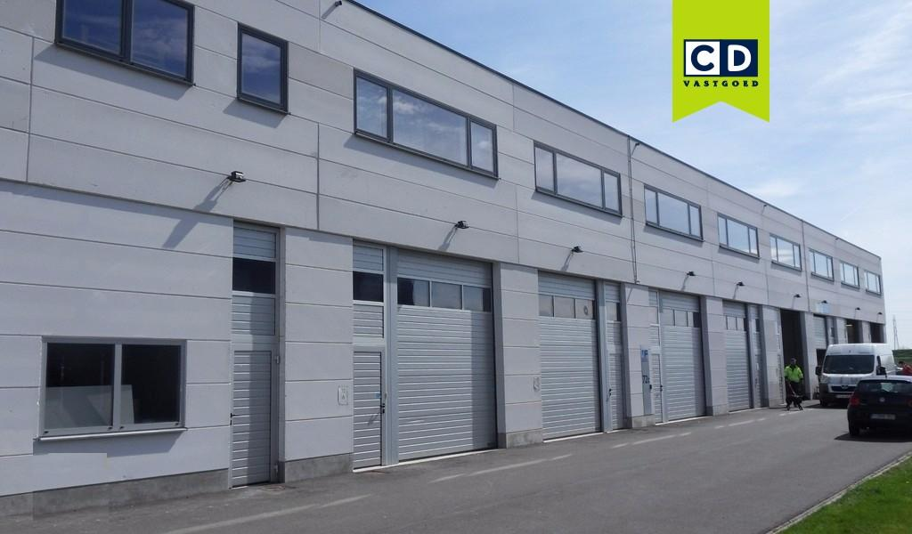 Warehouse with office Doornzeelsestraat in Evergem